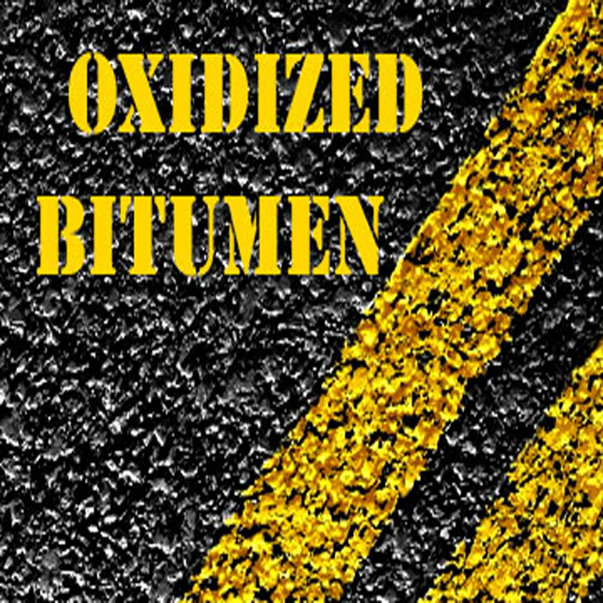 what is oxidized bitumen