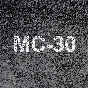 Cutback bitumen MC 30